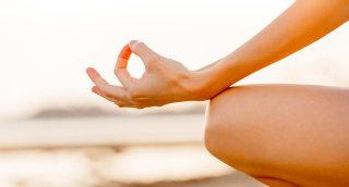 Mit Yoga gegen Ängste